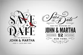 save the date templates 10 sle save the dates psd vector eps