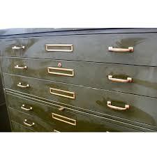 Vintage Industrial File Cabinet Brilliant Vintage Metal File Cabinet Twenty Gauge Vintage Filing