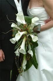 calla bouquet bouquet bridal white calla lilies wedding bouquet