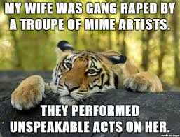Memes With Sound - sound of silence meme on imgur