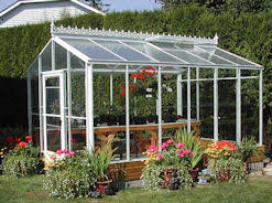 Backyard Green House by Backyard Greenhouse Kits Advance Greenhouses