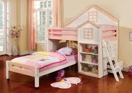 Princess Dog Bed With Canopy by A U0026j Homes Studio Rachel Twin Loft Bed With Storage Wayfair