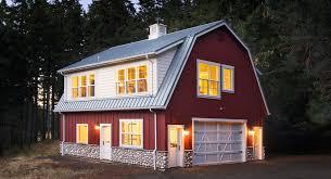 Pole Barns Oregon Custom New Home Builders Henderer Design And Build Corvallis