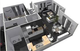 cuisine 3d en ligne maison logiciel gratuit inspirations avec beau plan cuisine 3d en