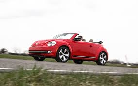 red volkswagen convertible 2013 volkswagen beetle convertible four seasons introduction
