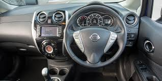 nissan cargo van interior nissan note review confused com