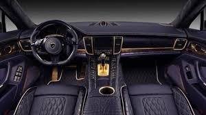 porsche panamera hatchback interior porsche panamera stingray gtr with purple interior and gold
