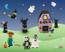 silver dolphin books u2013 celebrating new play doh halloween kit