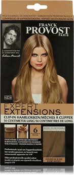 franck provost extensions bol franck provost expert extensions clip in haarlooken