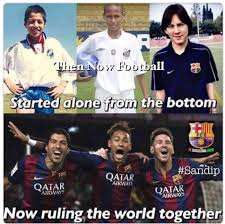 Barca Memes - the best memes jokes photoshops as barcelona beat bayern to reach