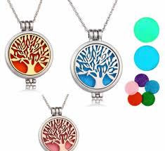 tree of life aromatherapy tree of life necklaces bath body and candle moments