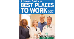 Banister Lieblong Clinic News Conway Regional Health System Central Arkansas
