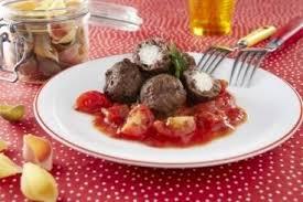 cuisiner des boulettes de boeuf recette de boulettes de boeuf coeur kiri rapide