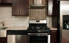 brown espresso kitchen cabinets features rectangle shape