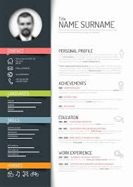 modern resume template free modern resume templates best of free modern resume templates