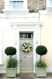 Wreath For Front Door Front Door Color Ideas For Red Brick House Wreath Fall Colours