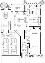 100 3 master bedroom floor plans simple rambler house plans