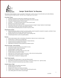 Sample Resume Objectives For Merchandiser by 9 Resume Objective For Hospitality Sendletters Info