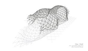 parametric design generative architecture a place for sharing flex shell
