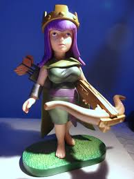 clash of clans archer pics clash of clans archer queen pictures full hd pictures