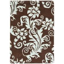 Hibiscus Rug Safavieh Soho Brown Blue 2 Ft X 3 Ft Area Rug Soh765b 2 The