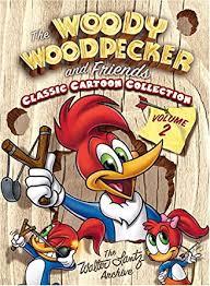amazon woody woodpecker friends classic cartoon