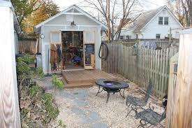 How To Build A Small Garden Tool Shed by Building A Complete Diy Workshop 8 Steps With Pictures