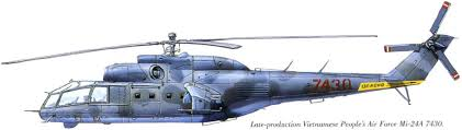 wings palette mil mi 24 mi 25 mi 35 hind north vietnam