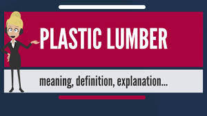 What Does El Patio Mean by What Is Plastic Lumber What Does Plastic Lumber Mean Plastic