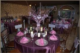 Wedding Table Decoration Ideas Wedding Table Centerpieces Ideas Purple The Wedding