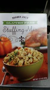 trader joes thanksgiving trader joe u0027s gluten free stuffing mix the trader joes experience