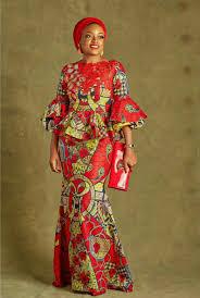 elderly women dresses ankara styles for the women