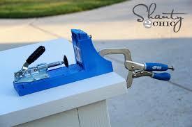 Kreg Jig Table Top Workbench For My Kreg Jig Diy Shanty 2 Chic