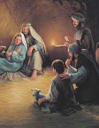 lesson 46 the birth of jesus christ christmas lds lesson ideas