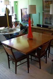 thomasville dining room chairs thomasville dining table u0026 4 chairs an orange moon uber hip