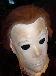 Michael Myers Halloween Costume Hollywood Movie Costumes Props Michael Myers Halloween Mask