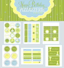 15 free birthday printables i heart nap time