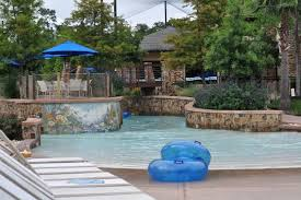 Backyard Pool With Lazy River The Best Stay Cation At The Woodlands Resort U2026 Tips For Visiting