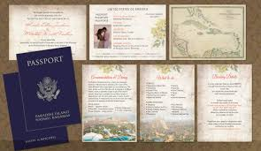 wedding invitations ottawa passport wedding invitations dancemomsinfo
