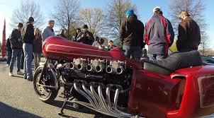 lamborghini motorcycle lamborghini v12 powered motorcycle gets cool neo retro fairings