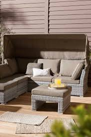 rattan couch garten 59 best terrasse images on pinterest terrace backyard ideas and