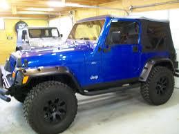 dark blue jeep rubicon welcome to jeffs shop indiana