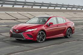 2018 toyota camry first drive potent family sedan shrugs off suv