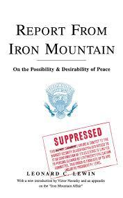 report from iron mountain leonard c lewin 9781439123119 amazon