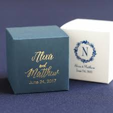 box personalized personalized favor box personalized cube favor box personalized