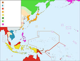 Map Of East Asia by File East Asia And Oceania 1914 No Text Svg Wikimedia Commons