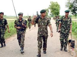 list of assam rifles manipur bomb blast assam rifles jawan killed four soldiers
