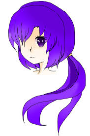 is there pink hair in roblox purple action hair by mercylesscreeper on deviantart