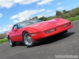 1987 corvette specs 1987 chevrolet corvette for sale with l98 engine