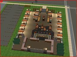 Italian Restaurant Floor Plan Mod The Sims Olive Garden Italian Restaurant